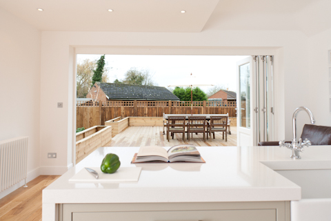 Windsor Rear Kitchen Extension