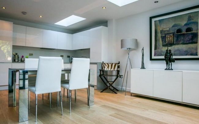 Basement Flat Conversion Chiswick
