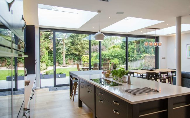 Kitchen Extension Chiswick