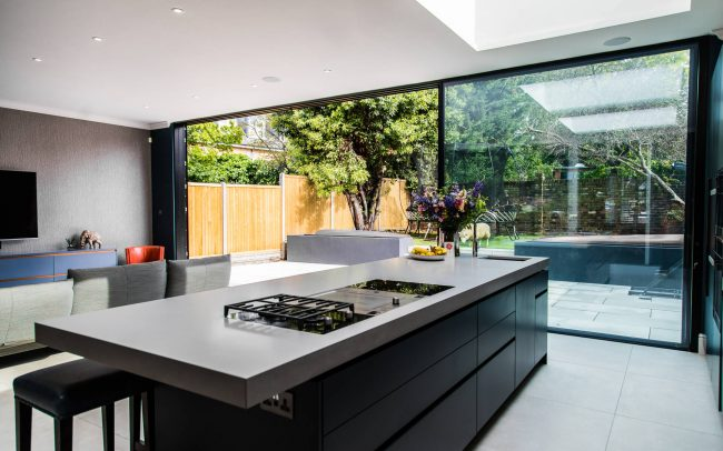 House Reconfiguration Chiswick
