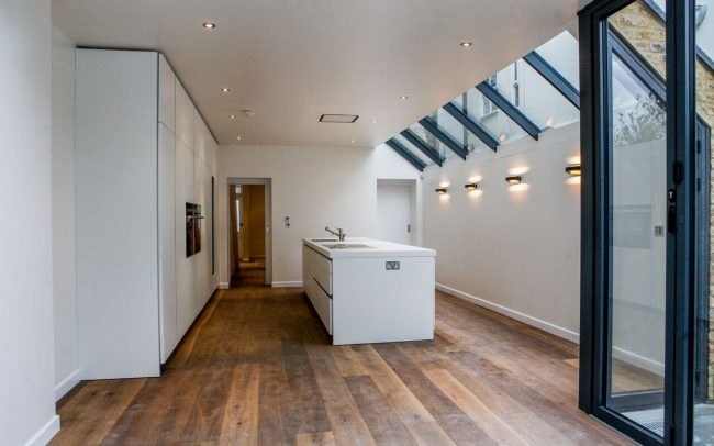Extension & Loft Conversion Chiswick