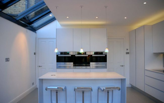 Reconfiguration Chiswick